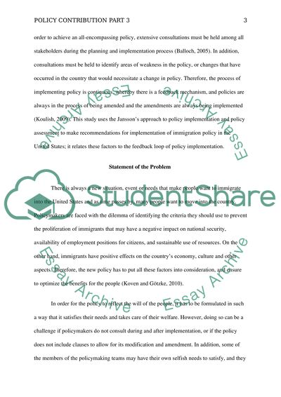 positive effects of immigration essay