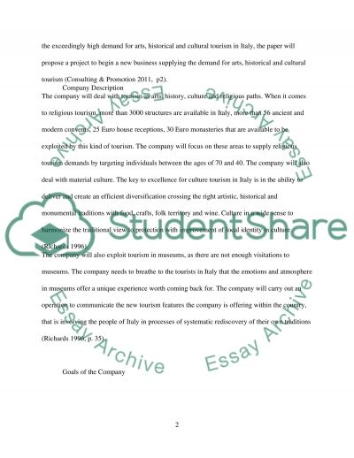 Individual Strategic Marketing Analysis and Plan essay example