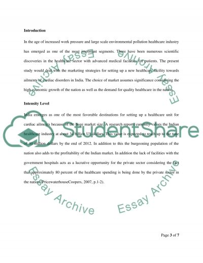 Product, Price,Distribution, and Promotion Essay example