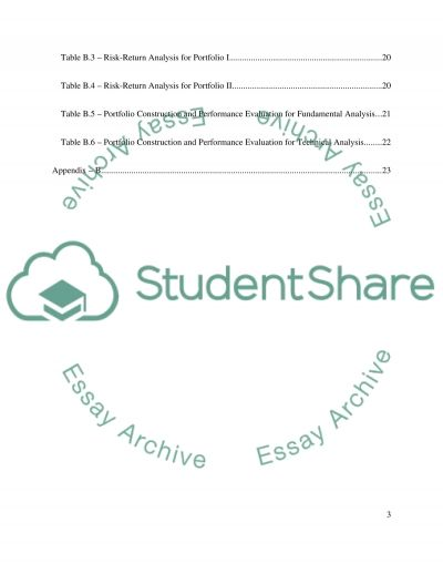 Share Trading Assignment essay example