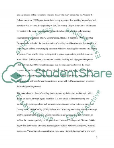 Essay on customer satisfaction essay example