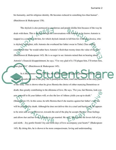 Nhs Application Essay Comparison Between A Midsummer Nights Dream And Merchant Of Venice Emmett Till Essay also How Do You Write A Descriptive Essay Comparison Between A Midsummer Nights Dream And Merchant Of Venice  Human Resources Essay