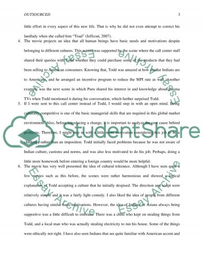 Assignmnet for marketing essay example