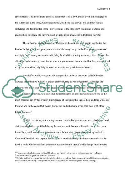 research essay for the book candide paper example topics and text