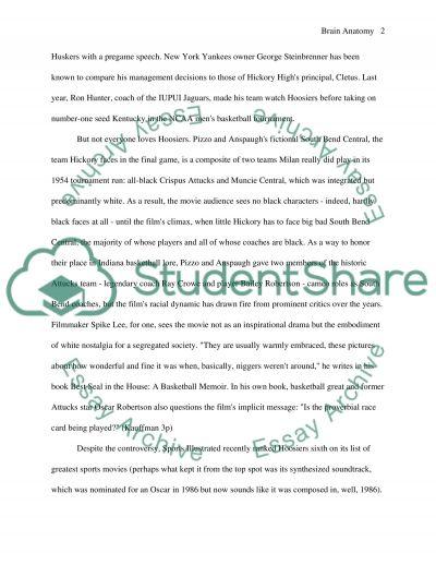 Leadership in Film essay example