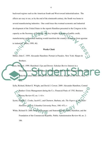 federalist paper writers Federalist paper #48 critical review order description c critical review of federalist papers (20%): academic writing is an important part of your college life as the first step to have such a skill, you will write a critical review of the federalist papers.