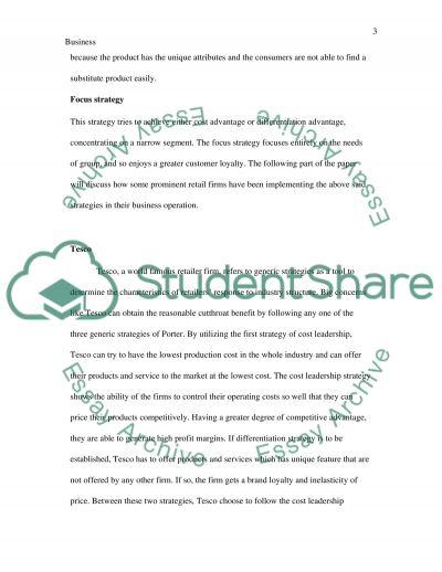 planning and strategy essay Strategic planning example - this is a free sample essay on strategic planning, strategic planning essay example online if you need a custom essay, term paper or research paper on strategic.