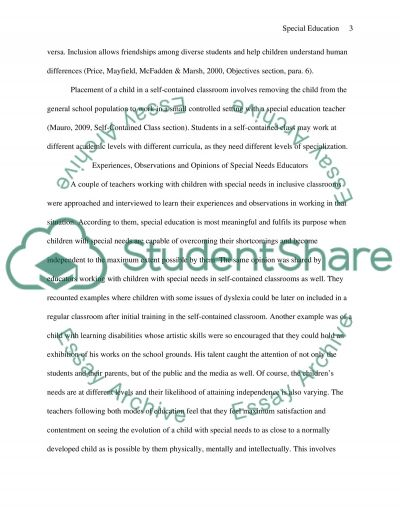 Investigating Meaningful Teaching essay example