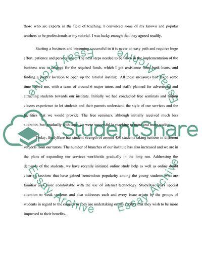 Narrative/personal experience speech