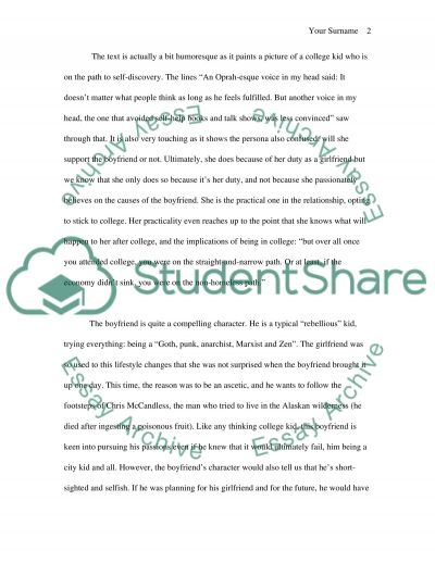 essay about my boyfriend Letters are the best way to showcase your feeling for someone in words so, in this article you going to get some best romantic birthday letter for boyfriend sample which you use to write down your own letter in our own word.