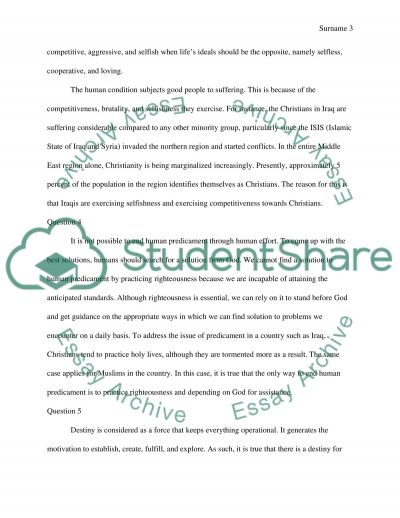 worldview god ultimate reality knowledge religion essay It enhances pupils' awareness and understanding of religions and beliefs,   about god, ultimate reality, issues of right and wrong and what it means to be  human in re they learn about and from religions and worldviews in local,  national and global  students investigate and evaluate in an essay the  influence of some.