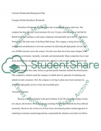 Stragetic Management essay example