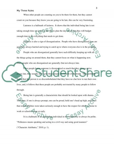 System of Inquiry Paper essay example