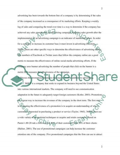 Integrated Marketing Communcations and Customer Satisfaction Strategy essay example
