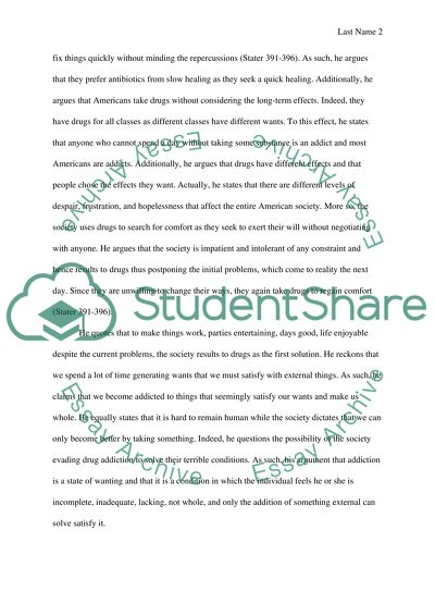 Essay About Science Definition Of Addiction Easy Persuasive Essay Topics For High School also Essay For High School Application Examples Definition Of Addiction Essay Example  Topics And Well Written  How To Use A Thesis Statement In An Essay