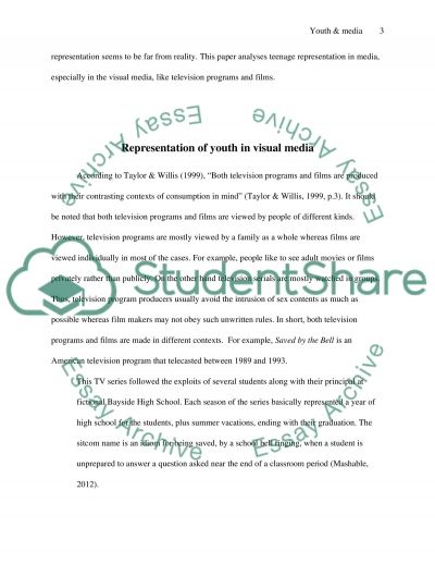 Essay On Tigers The Representation Of Youth Through The Media What Is Family Essay also Custom Essays Online The Representation Of Youth Through The Media Essay 400 Word Essay
