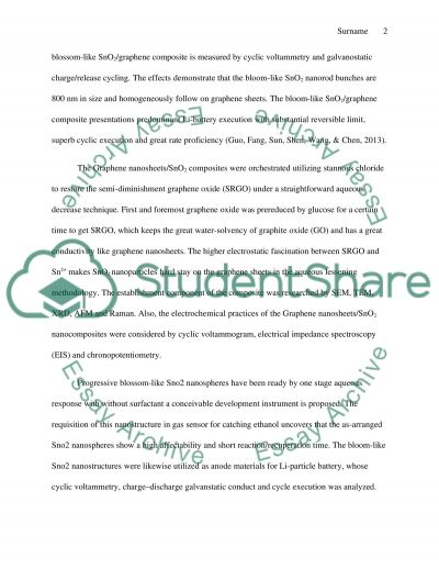 Review paper essay example