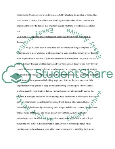 Dreams essay outline