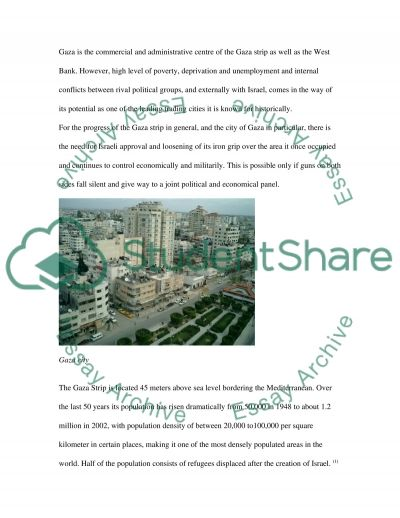 Architecture and Urban Projects essay example