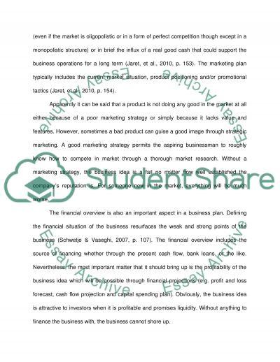 Week 3 essay example