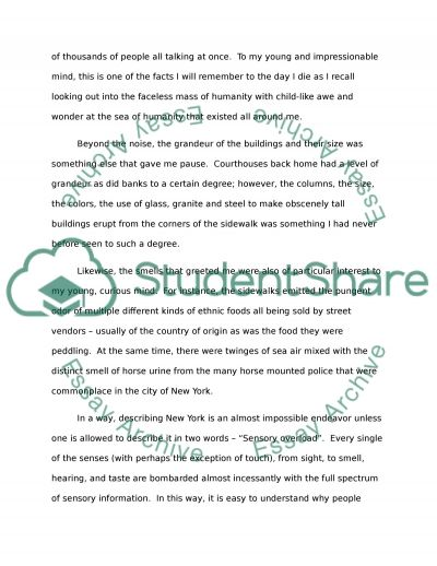 Example Of Definition Essay Descriptive Essay Vacation To New York City Rhetorical Essay Topics also Assisted Suicide Argumentative Essay Descriptive Essay Vacation To New York City Essay Best Descriptive Essay