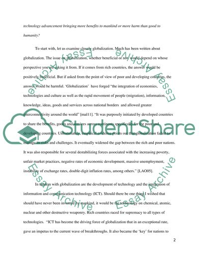 Letter to a College Student in the Future