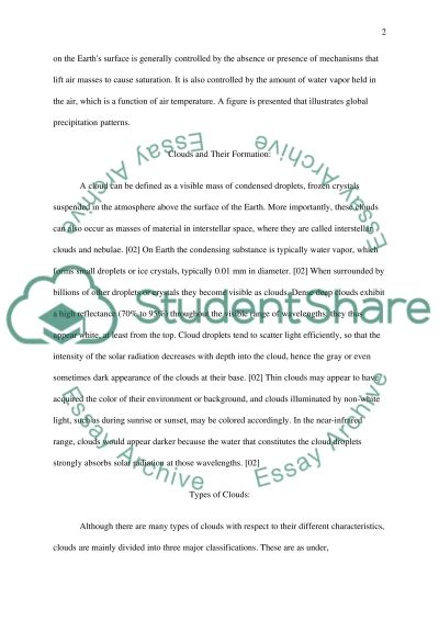Cloud Development essay example