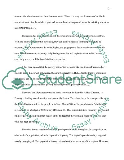 Howard county king essay