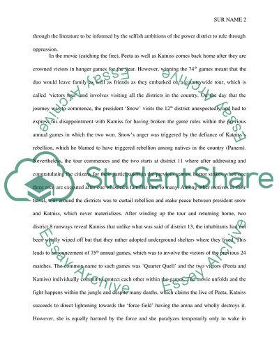 Essay personal responsibility