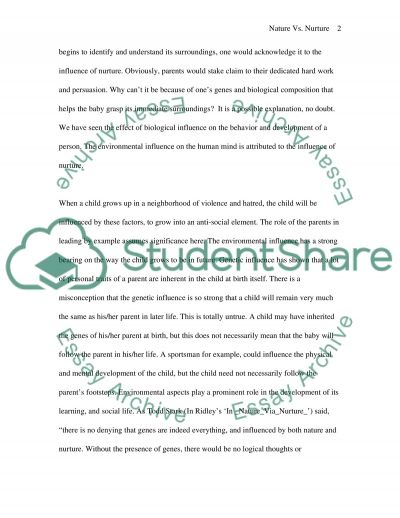 Psychology Required Essay # 5 essay example