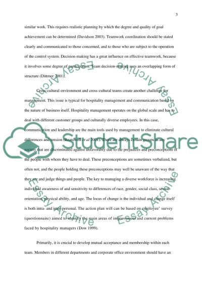 The challenges of managing communication, leadership and decision making essay example
