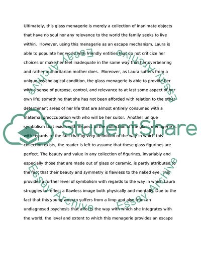 Environmental Health Essay The Glass Menagerie Essay On Healthy Eating Habits also Written Essay Papers The Glass Menagerie Admissionapplication Essay Thesis For Argumentative Essay