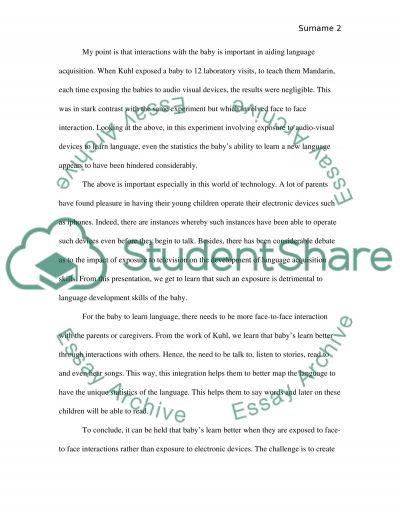 See file attachment essay example