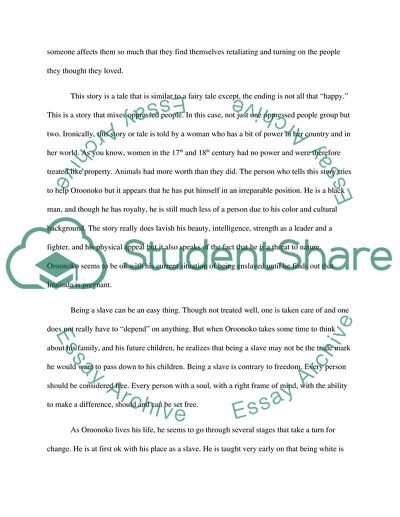 Essay About English Language The Role Of Violence In Aphra Behns Oroonoko Essay On Pollution In English also Business Ethics Essay Topics The Role Of Violence In Aphra Behns Oroonoko Essay Catcher In The Rye Essay Thesis