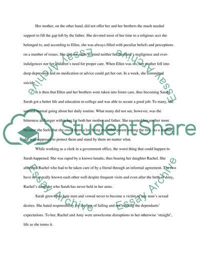 Make analysis term paper