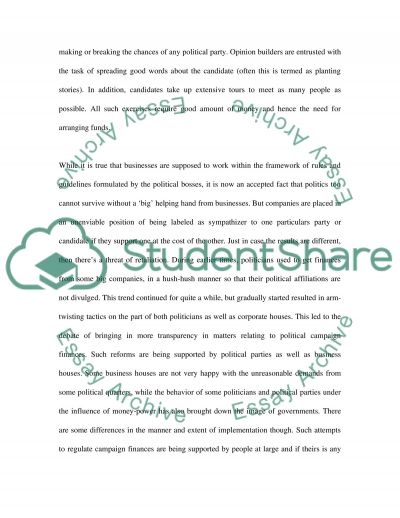 Assesment paper essay example