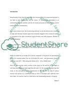 Adcasting script english essay | Biggest Paper Database