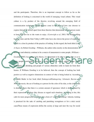 Communication and Culture essay example