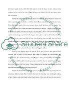 everyday use essays studentshare comparison contrast essay the two sisters through the mothers eye analyzing everyday