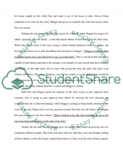 Genghis Khan Essay Comparisoncontrast Essaythe Two Sisters Through The Mothers  Eyeanalyzing Everyday Helicopter Parents Essay also Law Enforcement Essays Comparisoncontrast Essaythe Two Sisters Through The Mothers Essay Global Warming Essay
