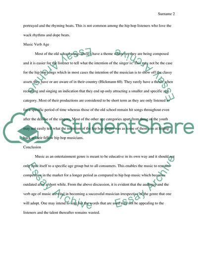 Essay of internet