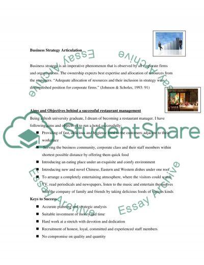 Academic mehods essay example