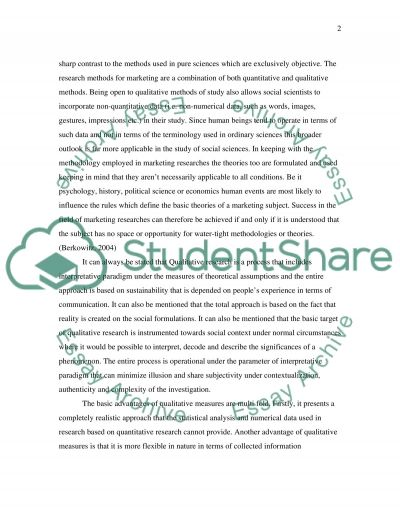 Literature Review and Proposal Essay example
