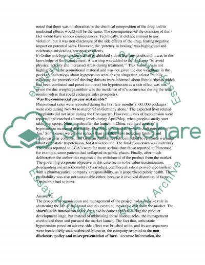 To what extent was the painfree project successful essay example