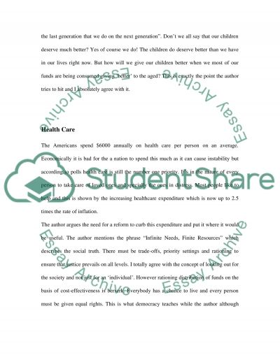 related to business in some way Essay example