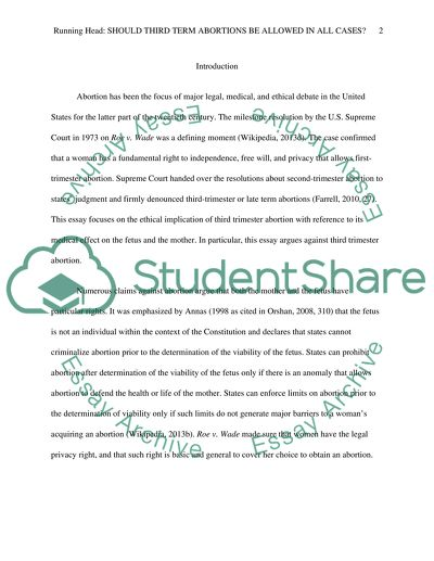 Thesis Statement Essay Reproduction Issue Essay Example  Topics And Well Written Essays    Words Search Essays In English also Example Essay Thesis Reproduction Issue Essay Example  Topics And Well Written Essays  Into The Wild Essay Thesis