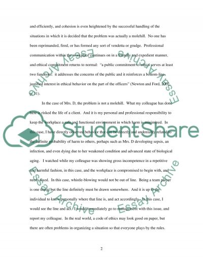 Discussion Board Emergency Nursing - 1 essay example