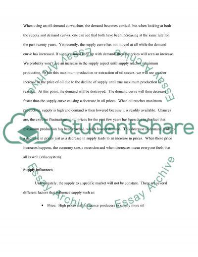 Business Economics 1 essay example