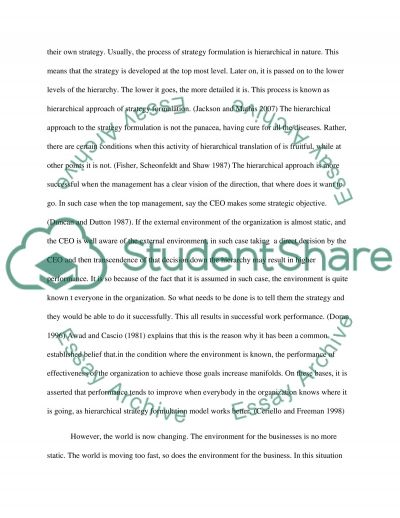 Assessment 1 essay example
