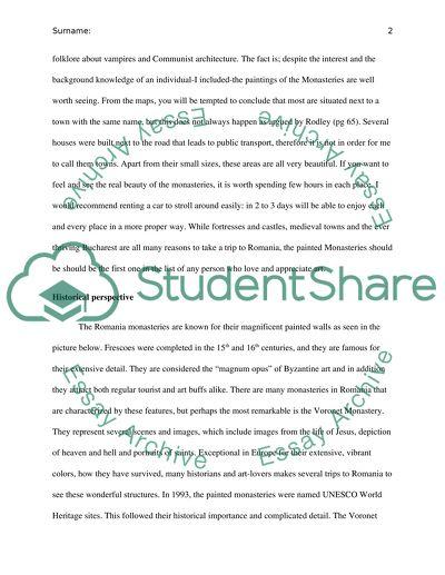 Essay Paper Procedure and Requirements